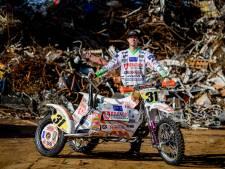 Almelose crosser Veldman grijpt naast wereldtitel in GP zijspan