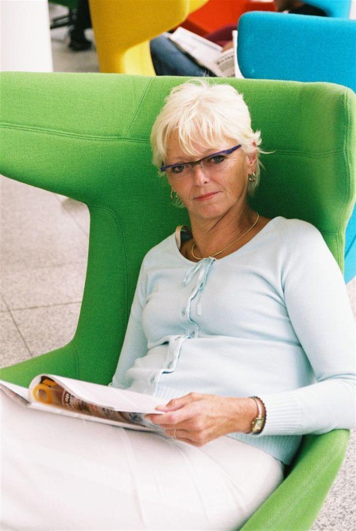 Saskia Mulder trouwde nooit. Ze woonde een tijd lang met haar moeder in de Korendijkstraat op Scheveningen.