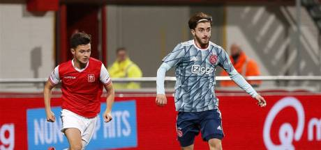 Oud-NEC'er Tunahan Tasci van Ajax naar Fortuna Sittard