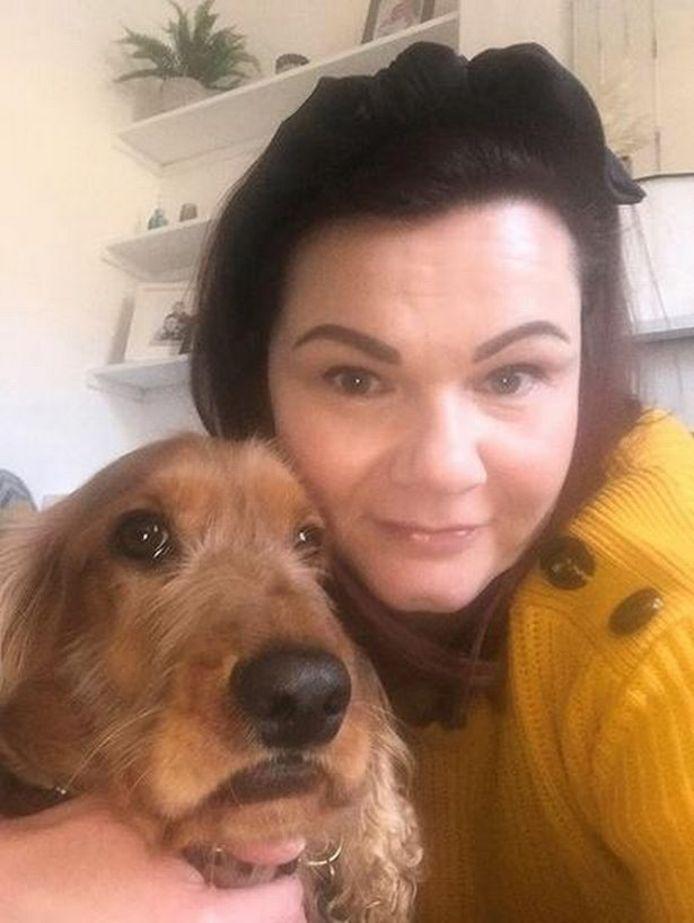 Woody met Kellie Mackenzie.