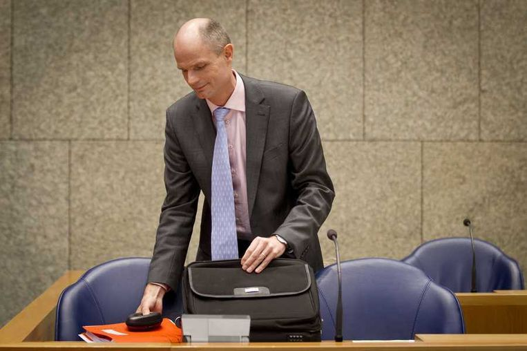 Minister Stef Blok van Wonen en Rijksdienst Beeld anp