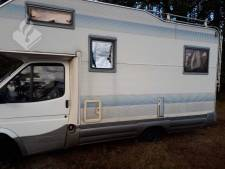 Veere deelt boetes uit wegens illegaal kamperen in campers