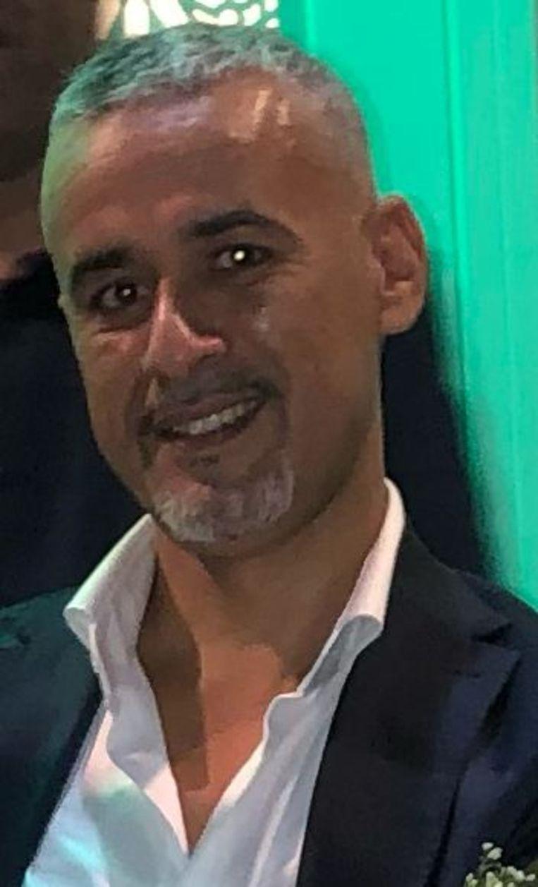 Mohammed Bachri. Beeld