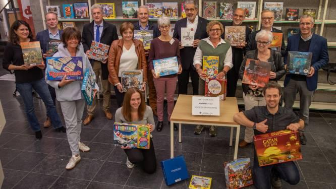 Bib voegt 300 gezelschapsspelen toe aan collectie en Tanneke leent voortaan ook speelgoed uit