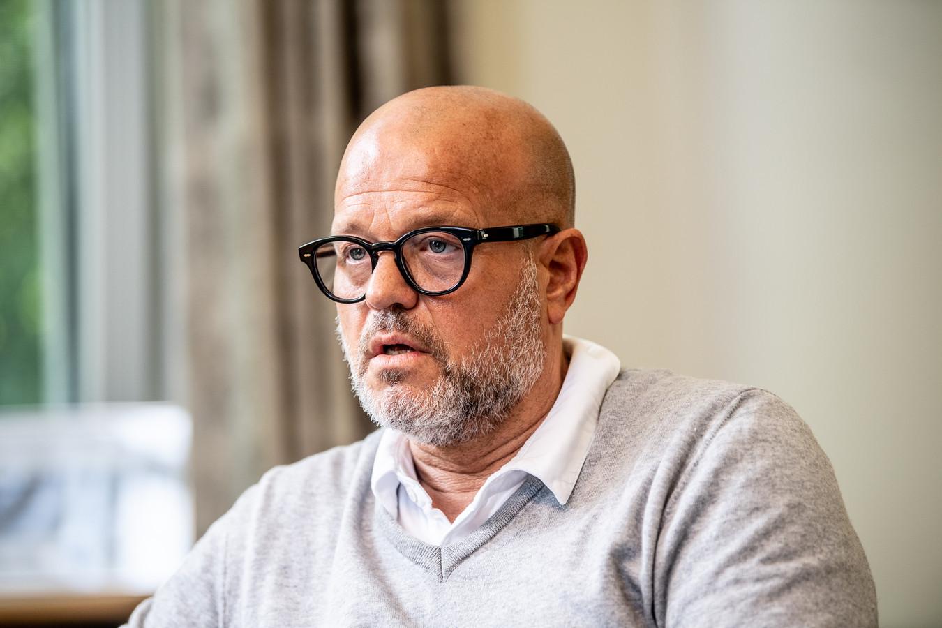 Bart Verhaehge, président du Club de Bruges