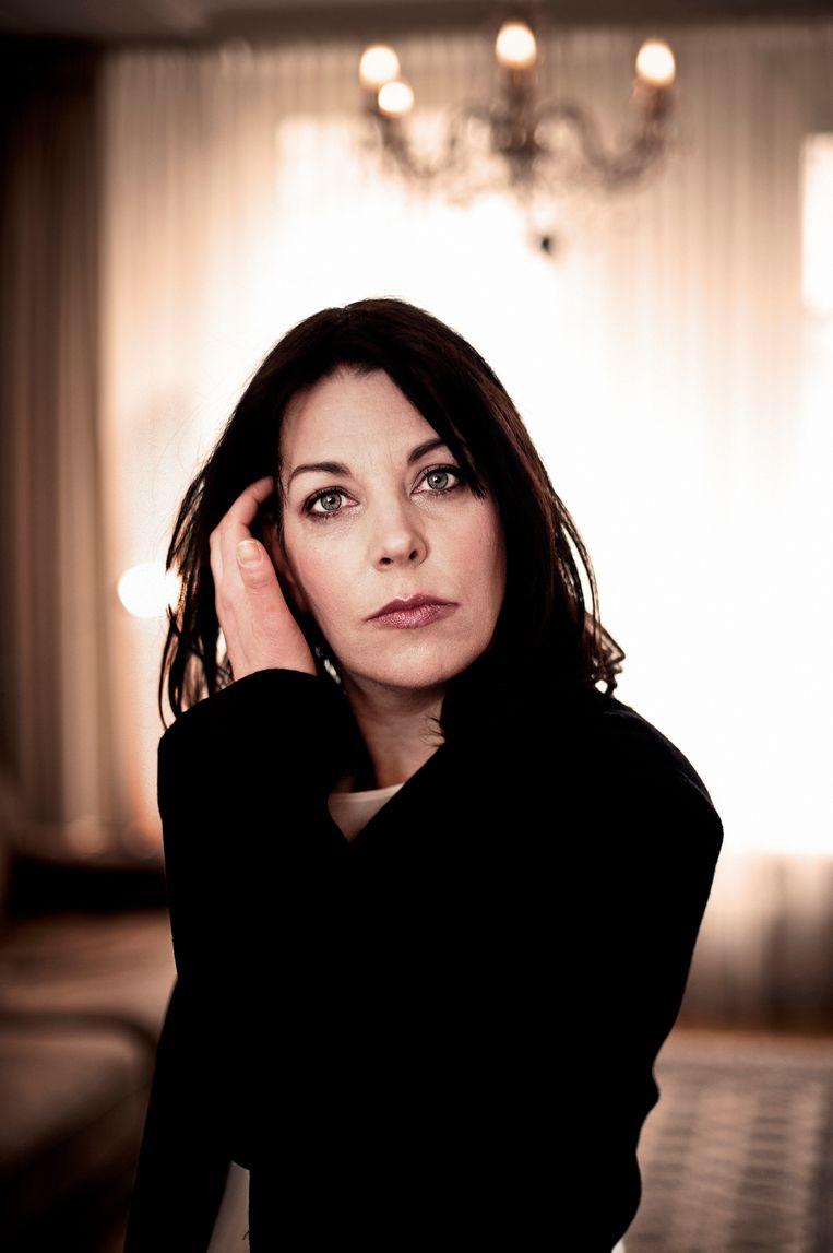 Topfavoriete Manon Uphoff ('Vallen is als vliegen') Beeld Hollandse Hoogte / Károly Effen