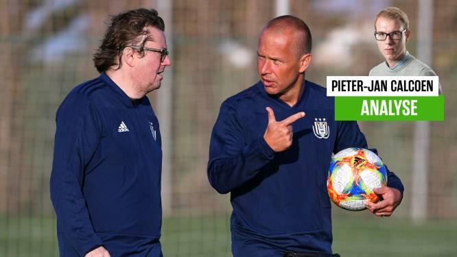 """Onze Anderlecht-watcher vindt dat Coucke Zetterberg heeft gebruikt: """"Hij haalde 'Zet' uit eigenbelang"""""""