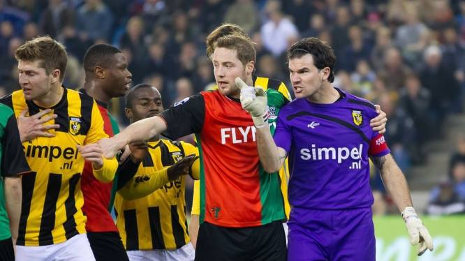 De kiem van de rivaliteit tussen NEC en Vitesse ligt misschien wel in 1998