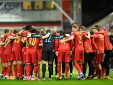 Les Diables iront à l'Euro en tête du classement FIFA