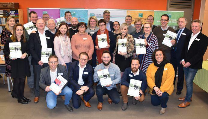 Van de 400 aanvragen werden er landelijk 84 weerhouden, waarvan 10 in Limburg.