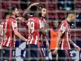 Druk ligt bij Barça na simpele zege Atlético