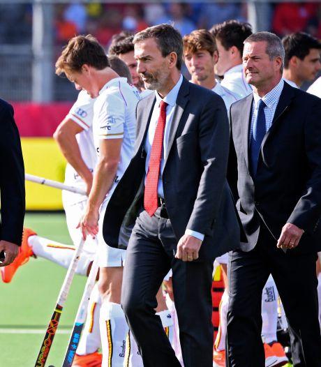 Fort de la réussite du hockey belge, Marc Coudron veut guider la planète entière