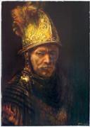 Mary Minnaard: Man met de Gouden Helm
