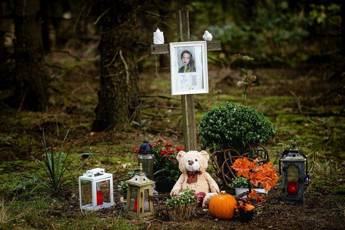 2018-08-27 09:48:24 HERSEL - De vindplek van het lichaam van Nicole van den Hurk. Op 22 november 1995 werd haar lichaam gevonden. Het gerechtshof in Den Bosch begint aan de zaak in hoger beroep tegen Jos de G. (51), die wordt verdacht van de verkrachting van en doodslag op de vijftienjarige scholiere Nicole van den Hurk uit Eindhoven. ANP ROBIN VAN LONKHUIJSEN