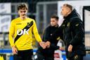 Vorig seizoen was De Graaf assistent waardoor spelers als Kaj de Rooij bekend met hem zijn.