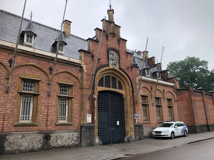 De gevangenis in Turnhout