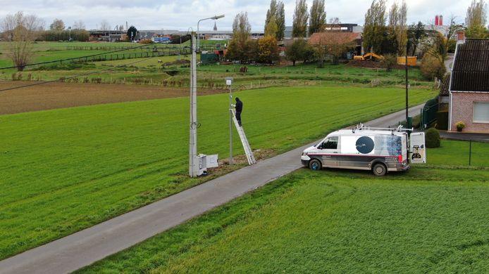 Bedrijventerreinvereniging POPIN neemt 6e cameracluster in gebruik