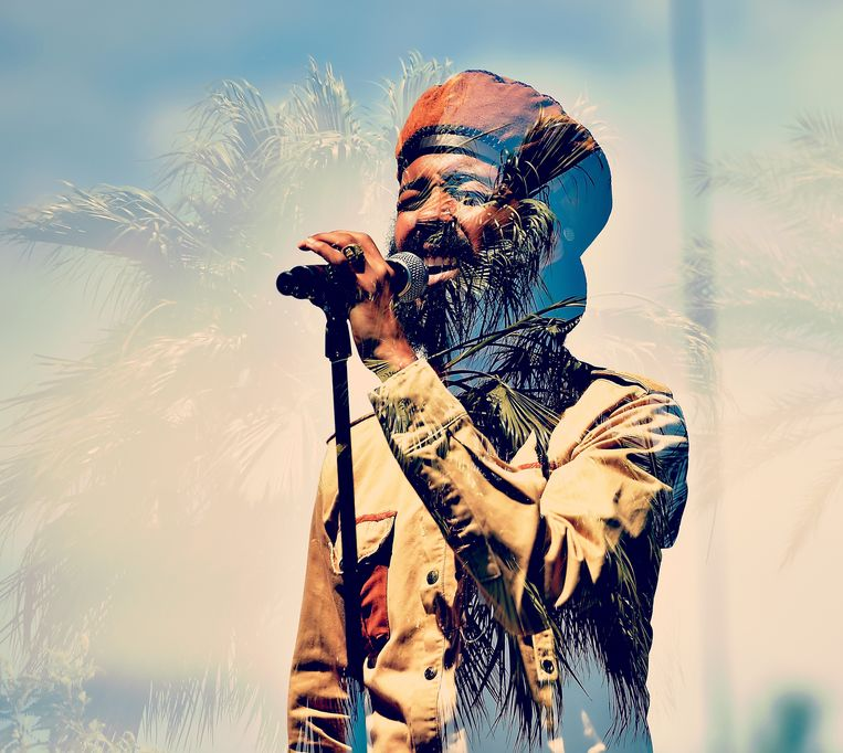 Protoje Beeld Getty Images