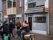Omwonende beschoten coffeeshop Tiel: 'Nog nooit zulke gekke dingen meegemaakt'