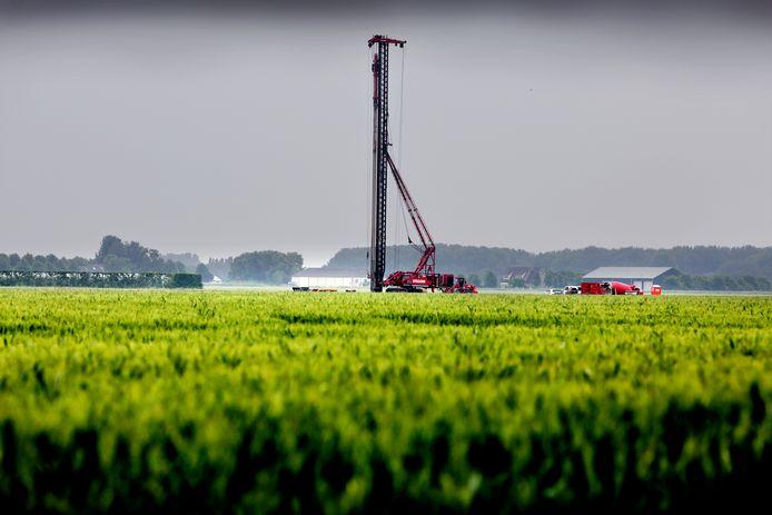 De windmolens komen op 500 meter van woningen in Nieuw-Beijerland te staan.