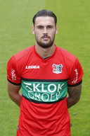 NEC-speler Mathias Bossaerts.