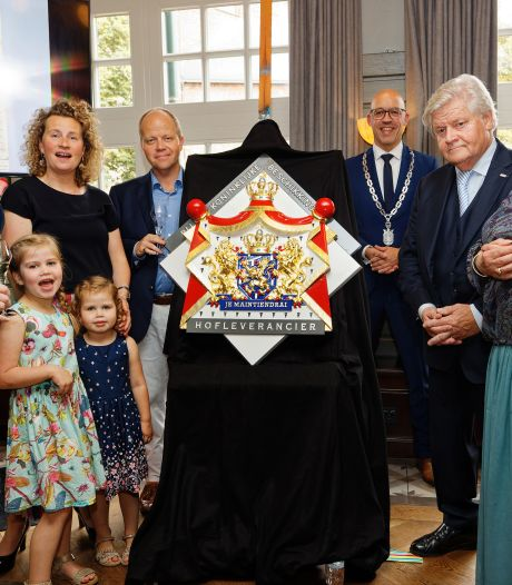 Boer Goossens krijgt na 226 jaar kroon op het werk: Den Dungen telt voortaan een Hofleverancier