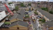 Dode en vier gewonden na instorten hijskraan in Londen