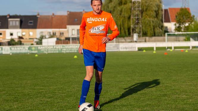 """Kenny David (FC Kluisbergen) kapt er op zijn 32ste mee: """"Nochtans moeilijk om voetbal los te laten"""""""
