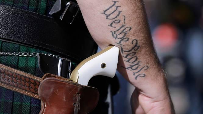 Texanen mogen binnenkort pistolen dragen zonder wapenvergunning te bezitten