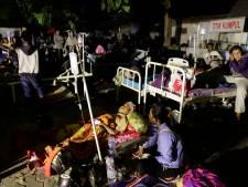 Dodental Sulawesi loopt op tot ruim 1200