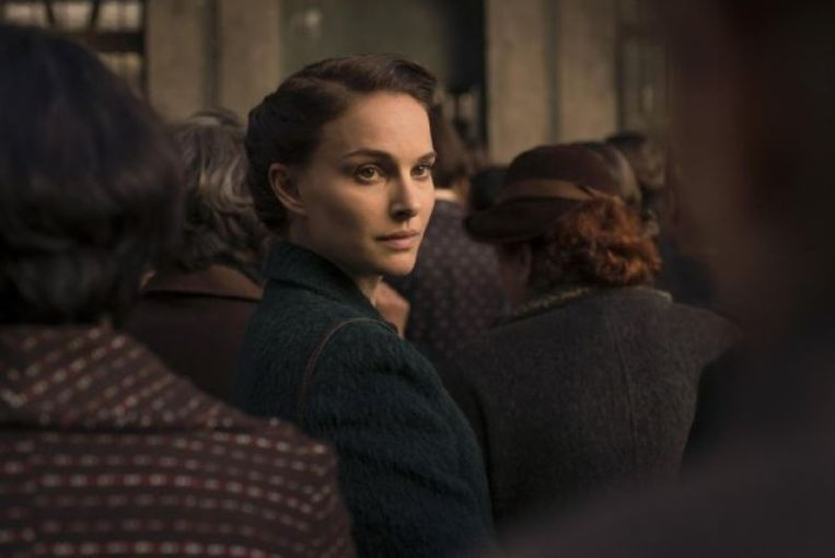 Nathalie Portman in 'A tale of love and darkness'. Beeld IMDb