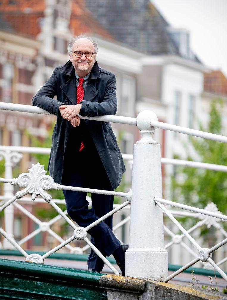 Hoogleraar Paul Cliteur Beeld Hollandse Hoogte /  ANP