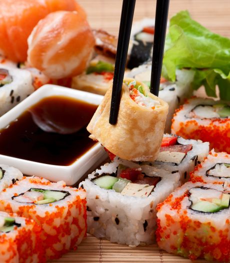 Sushi maakt Bergen op Zoom walhalla voor millennials: vreten!
