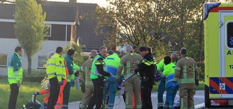 Fietser overleden na ongeval in Vierpolders
