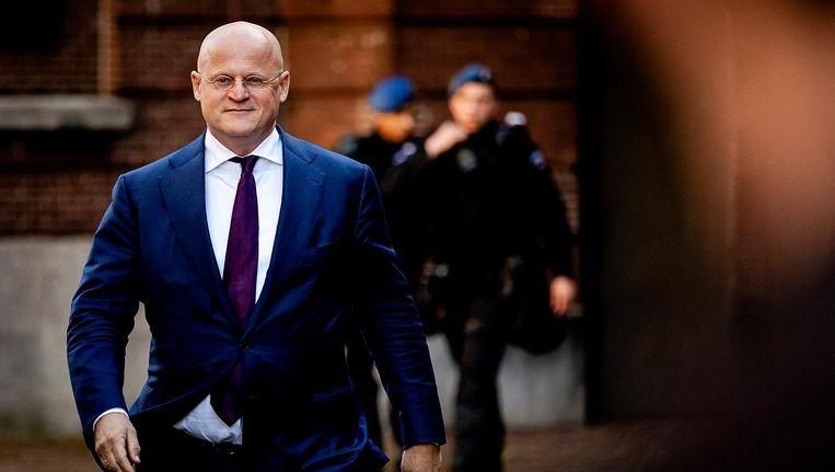 PVV Bijna Alleen Met Verzet Tegen Grapperhaus