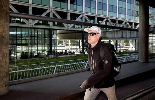 De moordenaar van politicus Pim Fortuyn, wil in het buitenland gaan wonen.