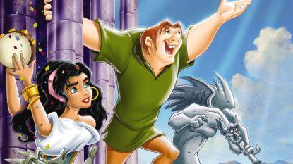 Disney maakt ook live action-versie van 'De Klokkenluider van Notre Dame'