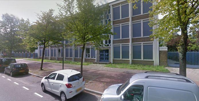 Gebouw aan Meppelweg waar het Residentie Orkest oefent.