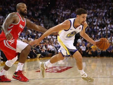 Golden State Warriors start nieuw NBA-seizoen met nederlaag