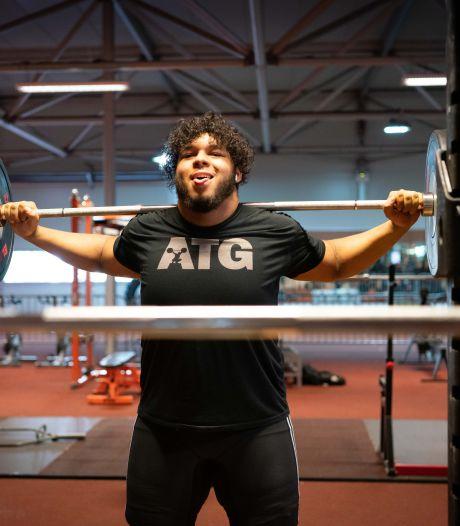 Nu ook officieel: Oosterhoutse gewichtheffer Enzo Kuworge mag naar de Spelen