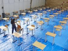 Vier verdachten examendiefstal doen herexamen