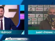 Interrogé sur son bilan, Raymond Domenech tacle un journaliste de Téléfoot