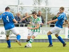 Volwassenen voetballen dit seizoen niet meer, Regiocup van de baan
