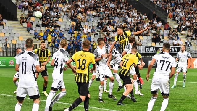 Vitesse in Maribor eenvoudig langs matig Mura