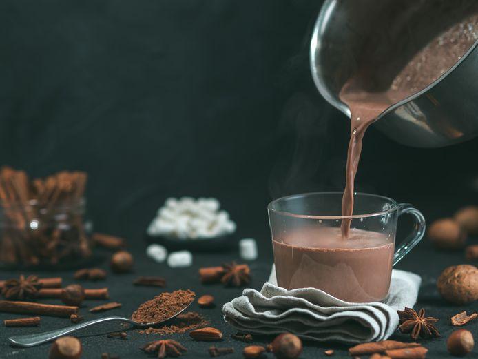 Chocolademelk.