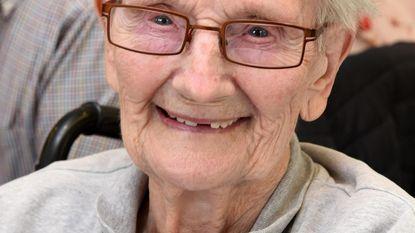 Verzetsstrijdster viert 100ste verjaardag