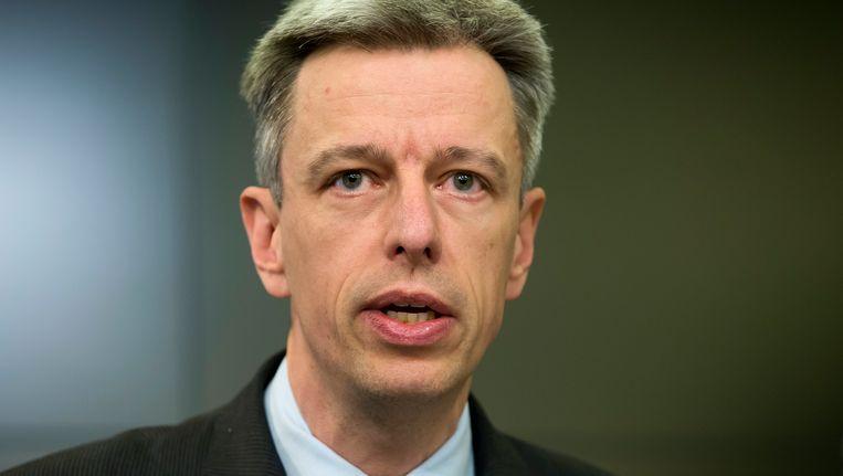 Macro-econoom Geert Noels Beeld BELGA