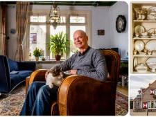 Wiekert (60) verliet als kleuter de familieboerderij. Nu is hij terug: 'Alle meubels had ik bewaard'