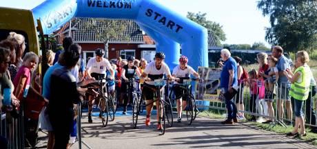 Lus van Beckum blij met 220 deelnemers; Enschedeër Saathof wint langste afstand