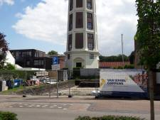 Geen woningen, maar appartementen aan de voet van monumentale watertoren in Roosendaal